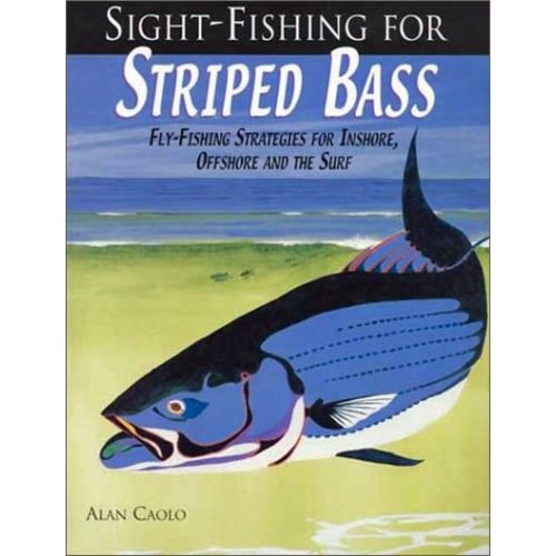 Book-Sight Fishing for Striped Bass