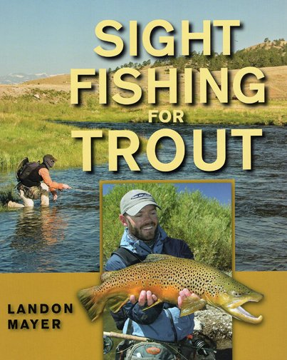 Book-Sight Fishing for Trout- Meyer