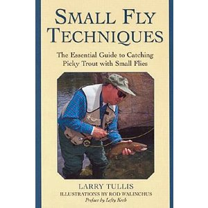 Book-Small Fly Techniques- Tullis