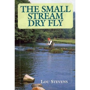 Book-The Small Stream Dry Fly- Stevens