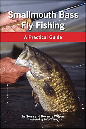Book-Smallmouth Bass Fly Fishing- Wilson