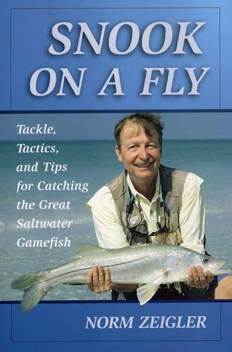 Book-Snook on a Fly- Ziegler