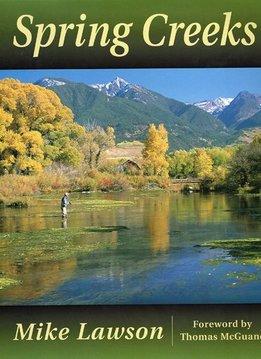 Book-Spring Creeks- Lawson