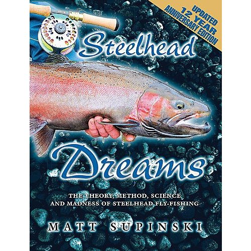 Book-Steelhead Dreams- Supinsky