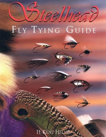 Book-SteelHead Fly Tying Guide- Helvie