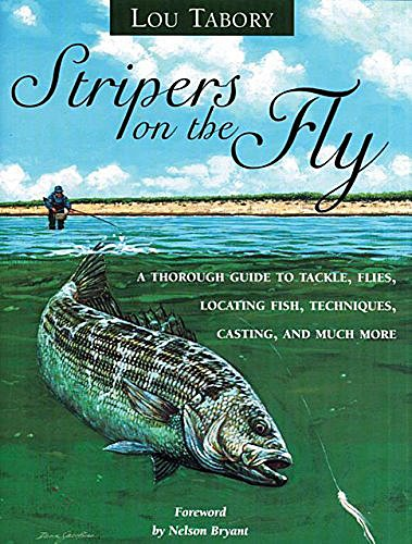 Book-Stripers on The Fly- Lou Tabory