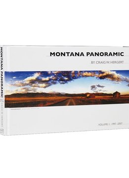 Montana Panoramic Book By Craig Hergert