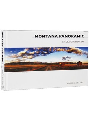 Craig Hergert Montana Panoramic Book By Craig Hergert