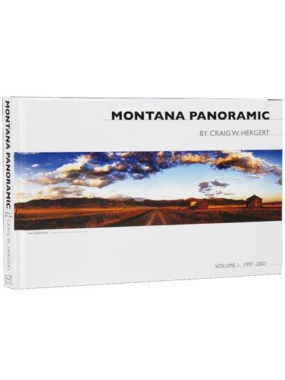 Craig Hergert Montana Panoramic Book By Craig Hergert