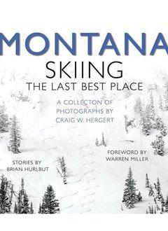 Craig Hergert Montana Skiing Book By Craig Hergert