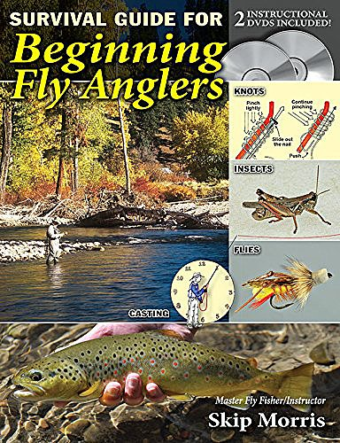 Book-Survival Guide for Beginning Fly Anglers- Morris