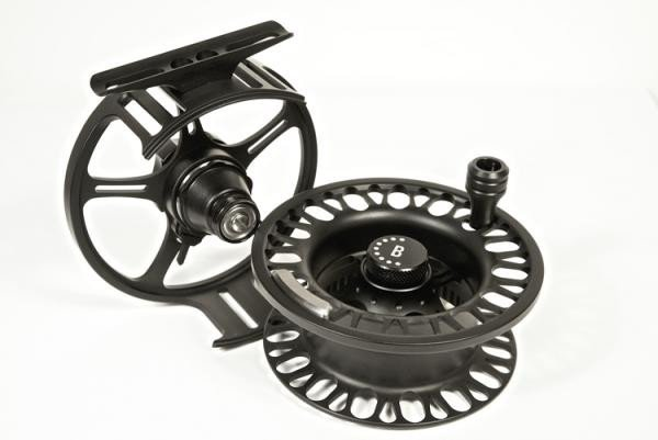 Bozeman Reel River-Stream (RS) Series Spool