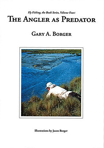 Book-The Angler as Predator- Gary Borger