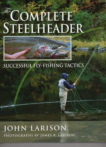 Book-The Complete Steelheader- Larison