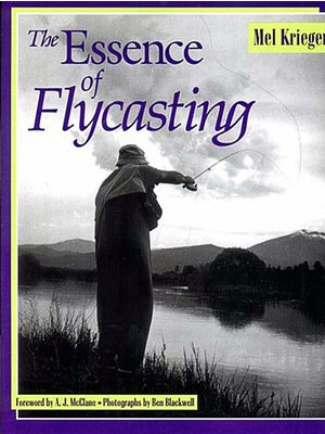 Book-The Essence of Fly Casting- Krieger