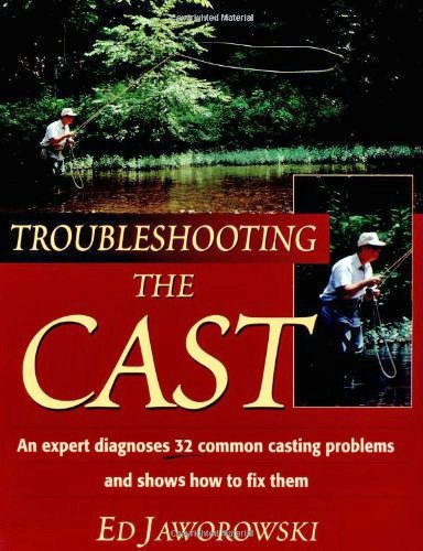 Book-Troubleshooting the Cast- Jaworowski