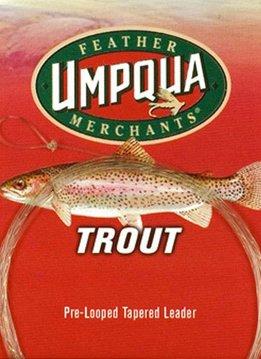 UMPQUA Trout Leader- 9ft