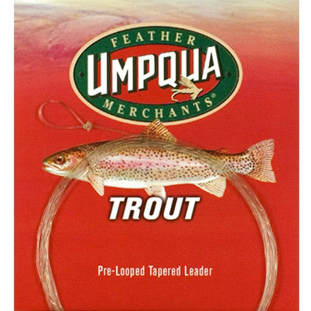 UMPQUA Trout Leader- 9ft