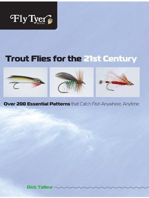Book-Trout Flies for the 21st Century- Talleur