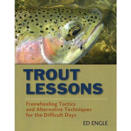 Book-Trout Lessons- Ed Engle