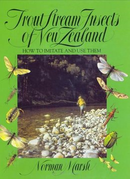 Book-Trout Stream Insects of New Zealand