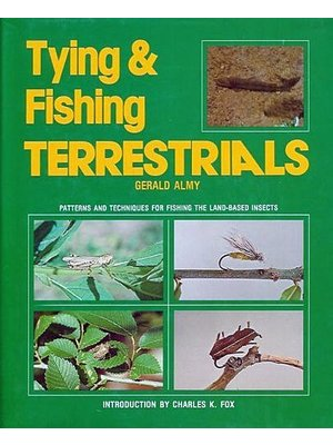 Book-Tying and Fishing Terrestrials- Almy