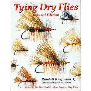 Book-Tying Dry Flies/Revised- Kauffman