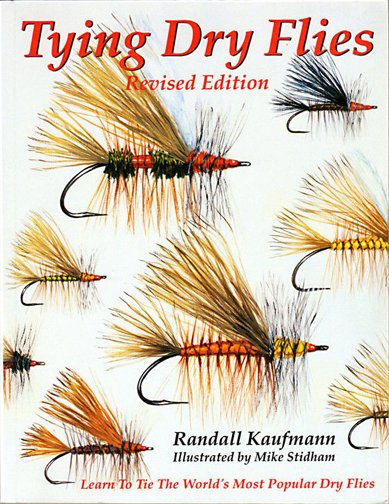 Book-Tying Dry Flies/Revised- Kauffman