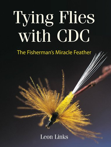 Book-Tying Flies with CDC, The Fisherman's Miracle Feather