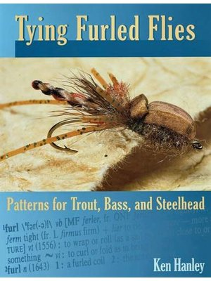 Book-Tying Furled Flies- Hanley