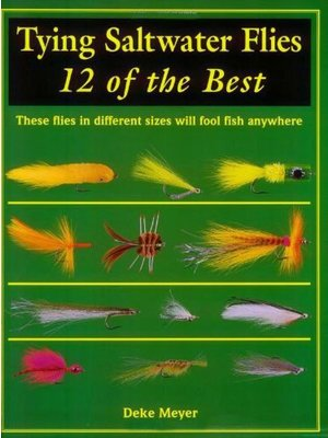 Book-Tying SaltWater Flies 12 of the Best