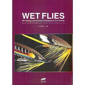 Book-Wet Flies: 400 Patterns- Sawada