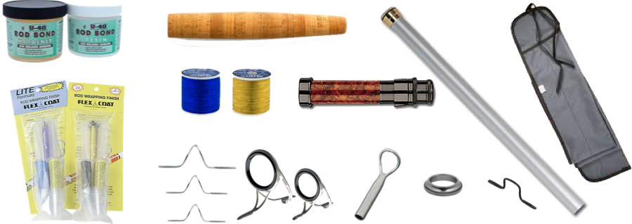 complete fly rod building kits by Madison River Fishing Company Fly shop
