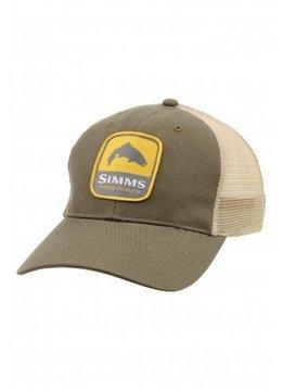 Simms Patch Trucker Cap