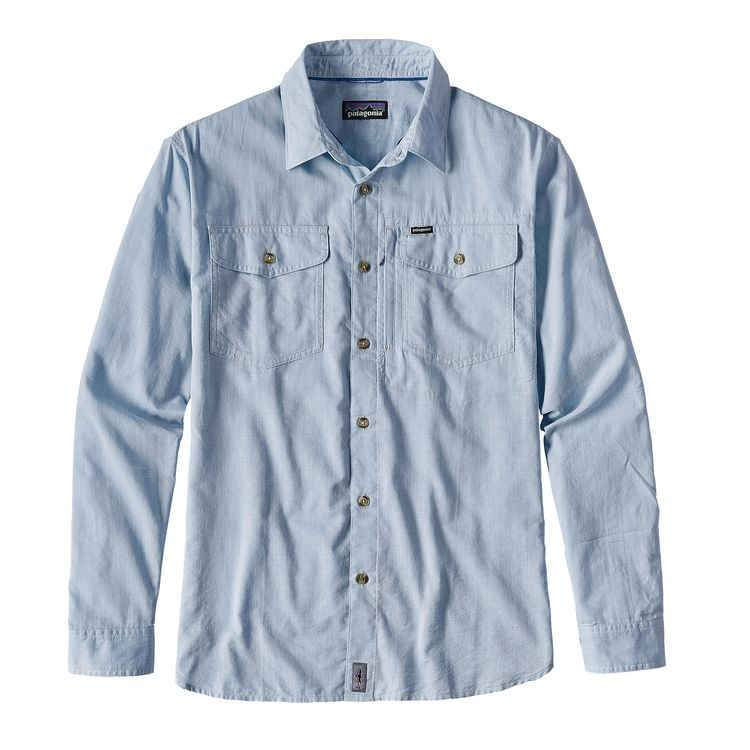 Patagonia Men's L/S Cayo Largo Shirt