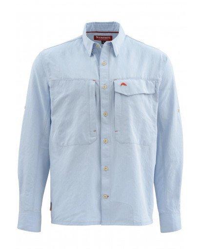 Simms Guide LS Shirt - Marl