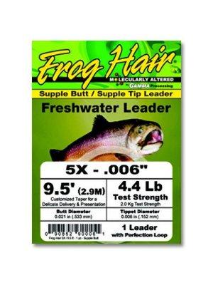 FrogHair Supple Butt Leader