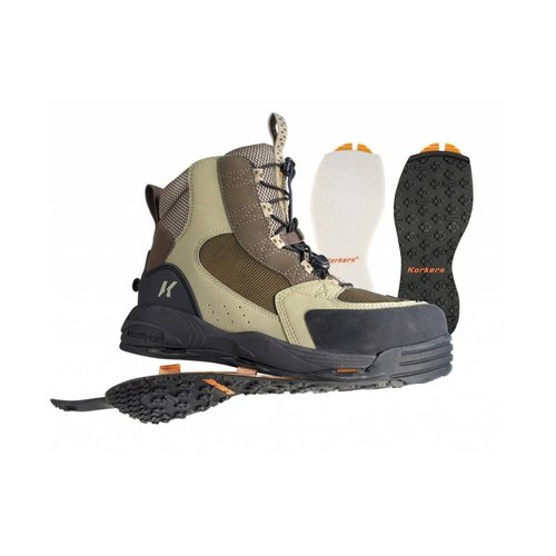 Korkers Redside Wading Boot- Kling-on/Felt