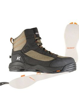 Korkers Greenback Wading Boot - Felt