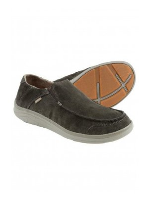 Simms Westshore Leather Slip On Shoe