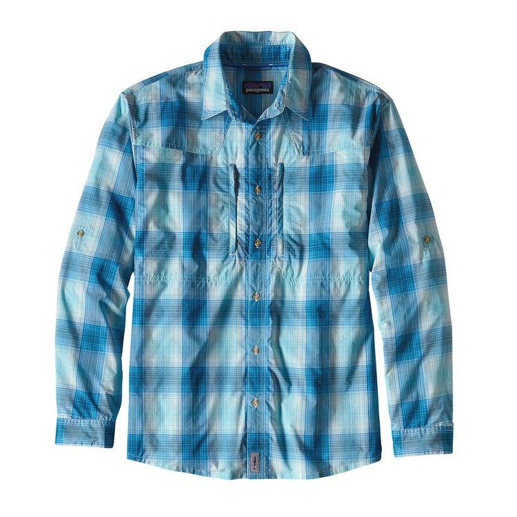 Patagonia Patagonia Men's LS Sun Stretch Shirt
