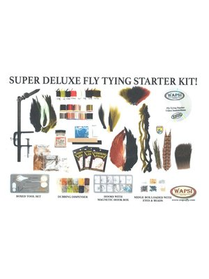 Wapsi Fly, Inc Super Deluxe Fly Tying Kit