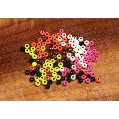 Hareline Dazzle Brass Beads