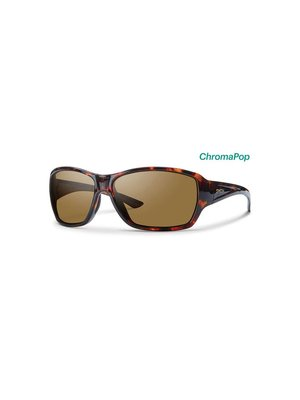 Smith Purist Sunglasses Tortoise ChromaPop Polarized Brown