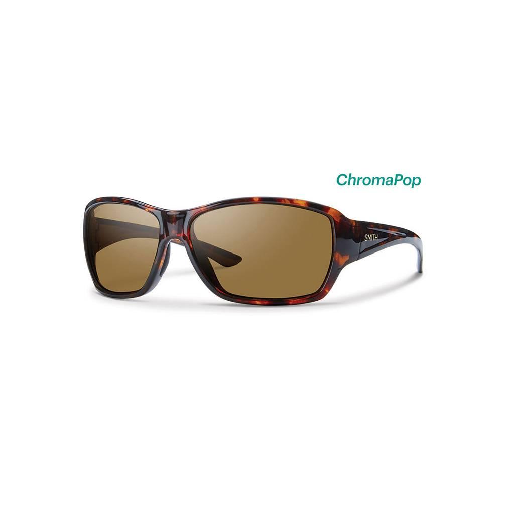 Smith Purist Sunglasses Tortoise ChromaPop Polarized Brown