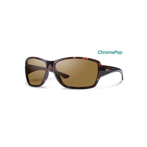 Smith Pace Sunglasses Tortoise ChromaPop Polarized Brown