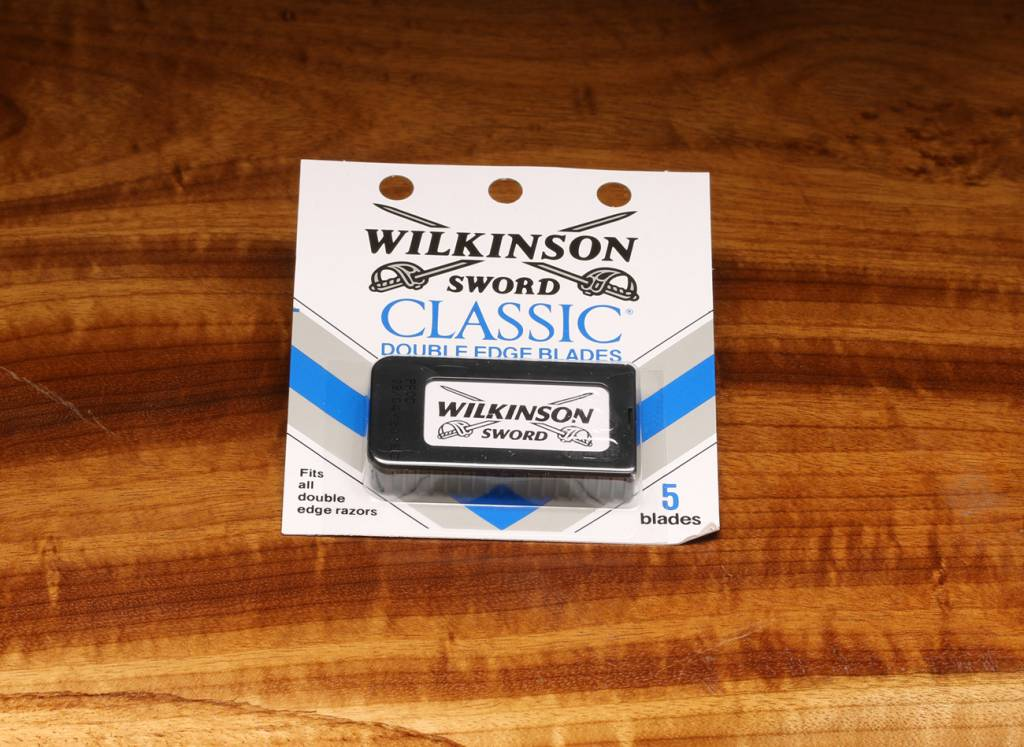 Hareline Wilkinson Razor Blades