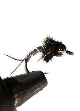 Silver Lightning Bug - #10