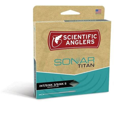 Scientific Anglers Sonar Titan Taper Fly Line
