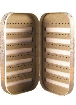 Montana Fly Company Fly Box - Aluminum Slit Foam
